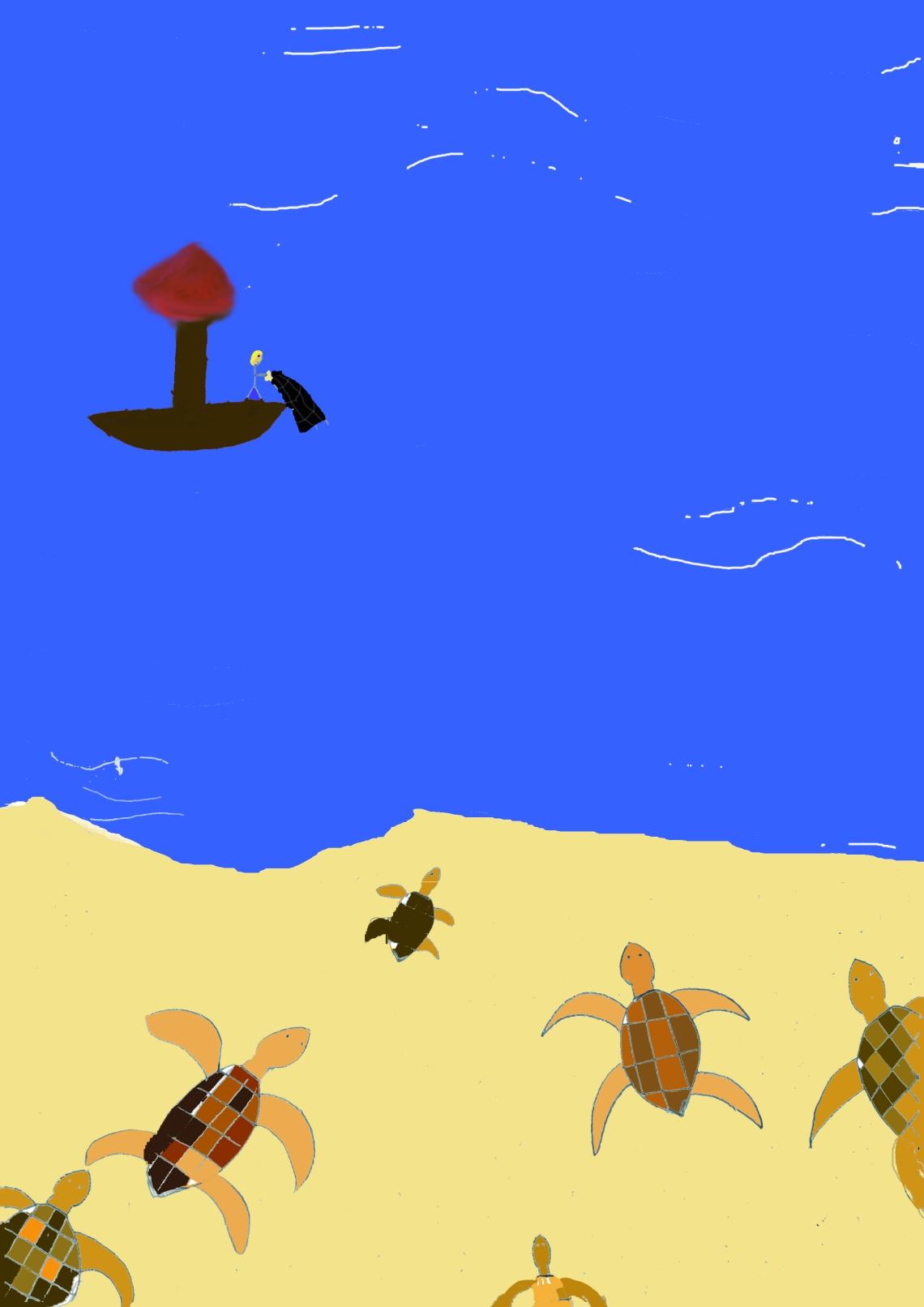 Anna schildkröte fast fertig nur noch kurz,super fertig1