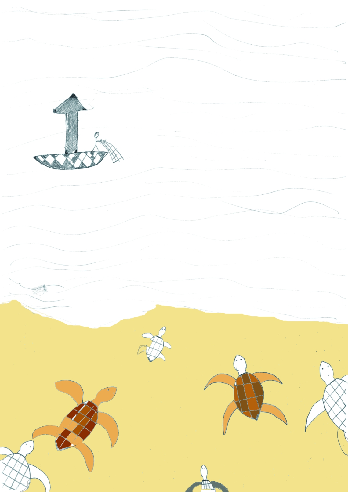 Anna schildkröte